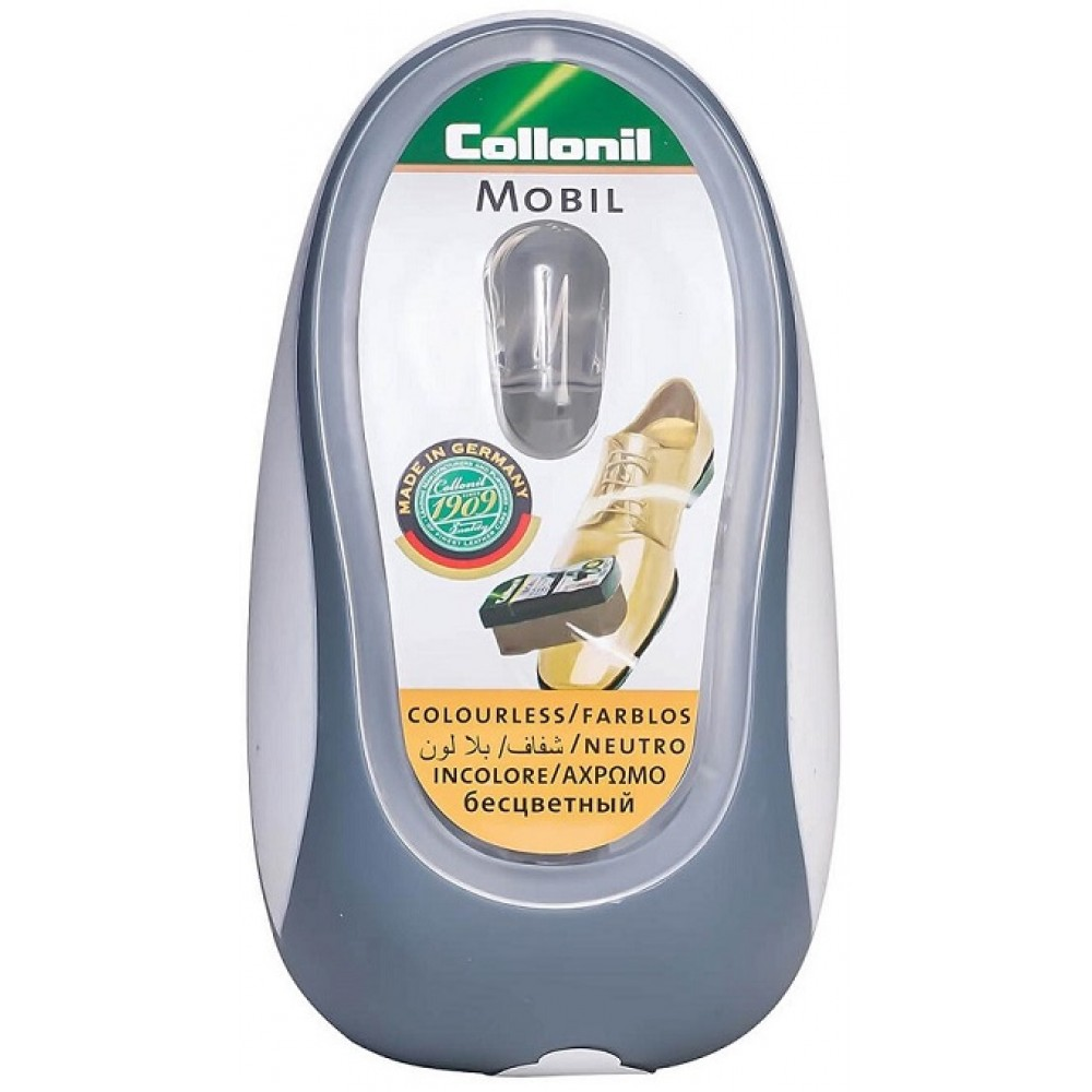 Губка для гладкой кожи Collonil Mobil