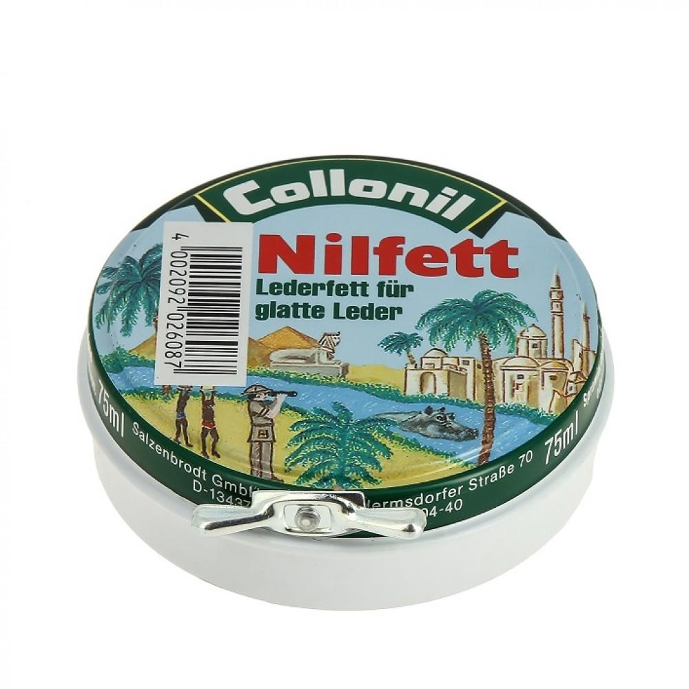 Жир для гладкой кожи Collonil Nilfett