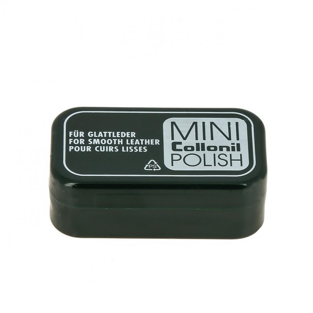 Мини-губка для гладкой кожи Collonil Mini Polish