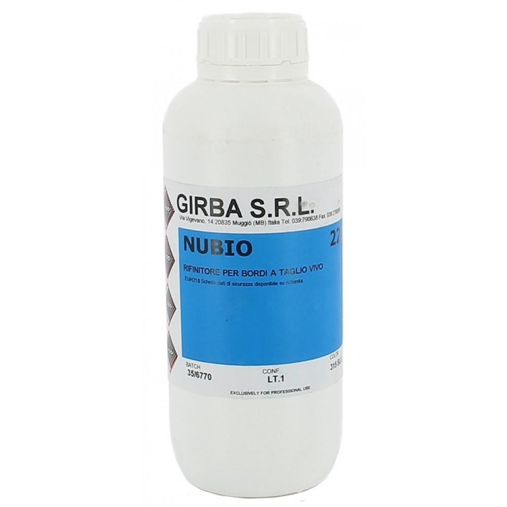 2231 Глянцевое средство для создания эффекта гуммирования урезов Girba Nubio