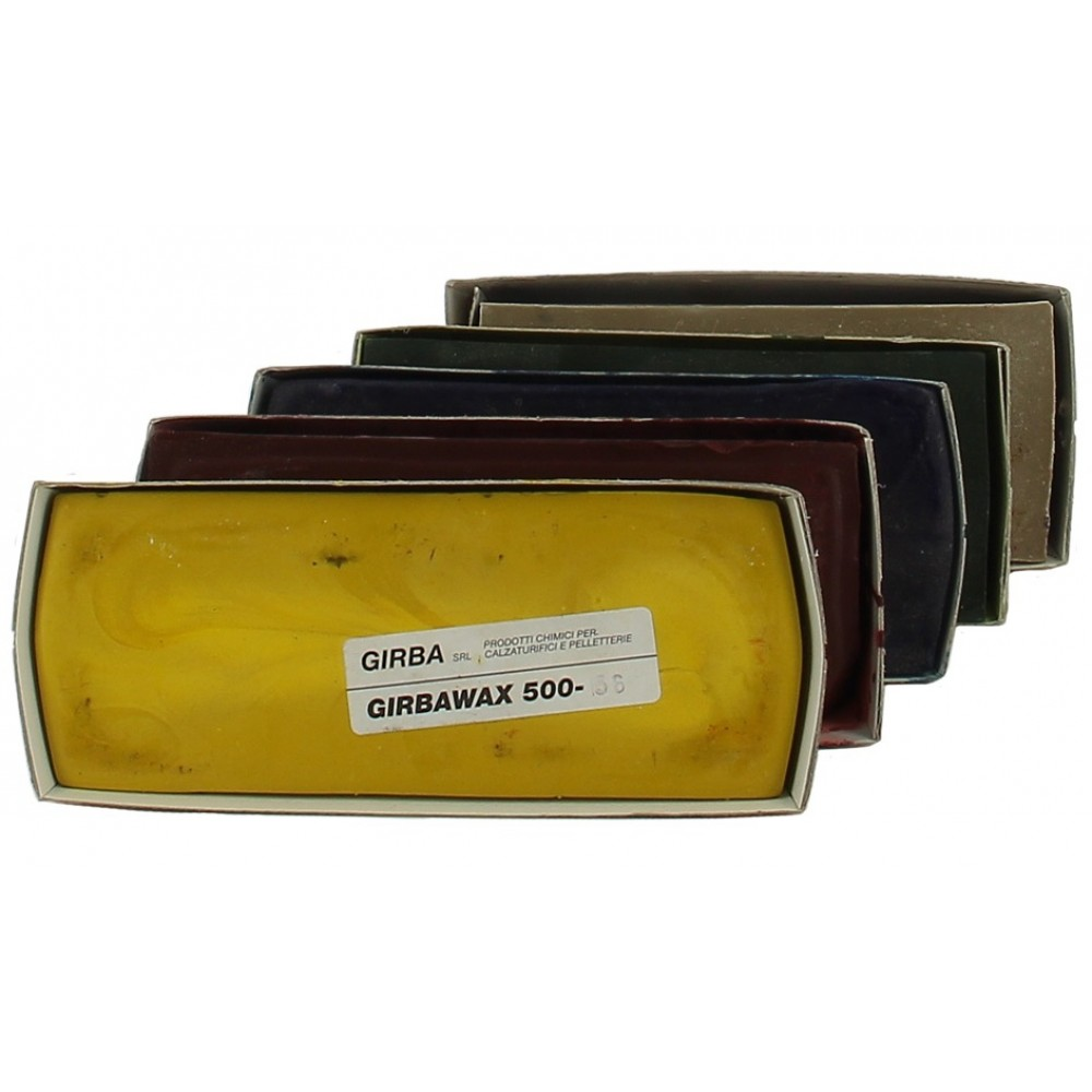 4411 Воск окрашивающий Girba Girbawax