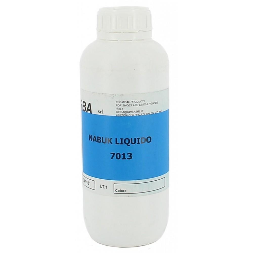 7013 Аппретура для обновления замши и нубука Girba Nabuk Liquido