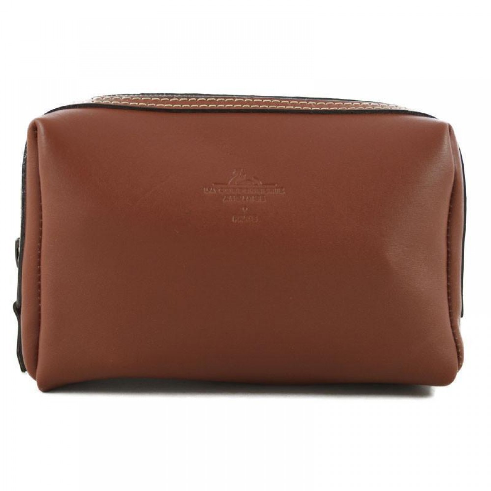 Набор-сумка с обувной косметикой La Cordonnerie Anglaise, кожа