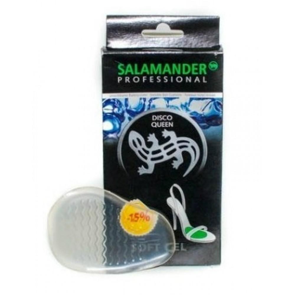 8716 Полустельки гелевые Disco Queen Salamander Professional Безразмерные