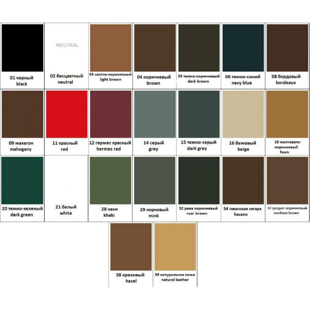 0043 Крем-краска для гладкой кожи Saphir Canadian