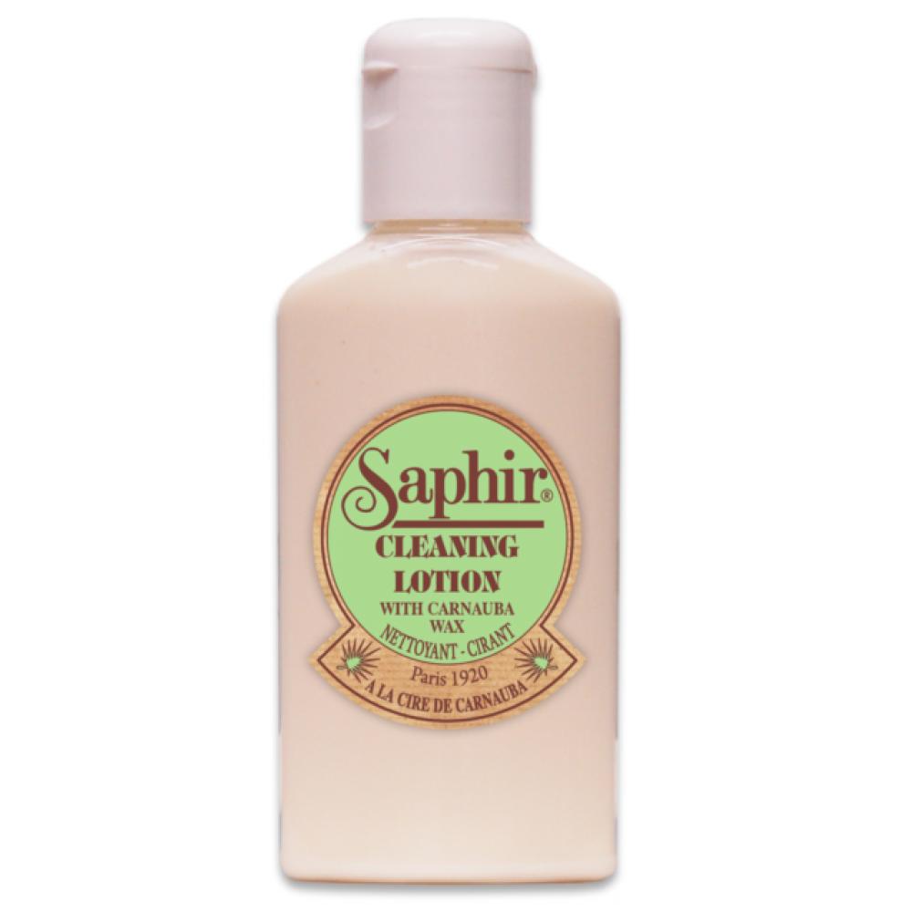 0544 Лосьон-очиститель для гладкой кожи Saphir Cleaning Lotion
