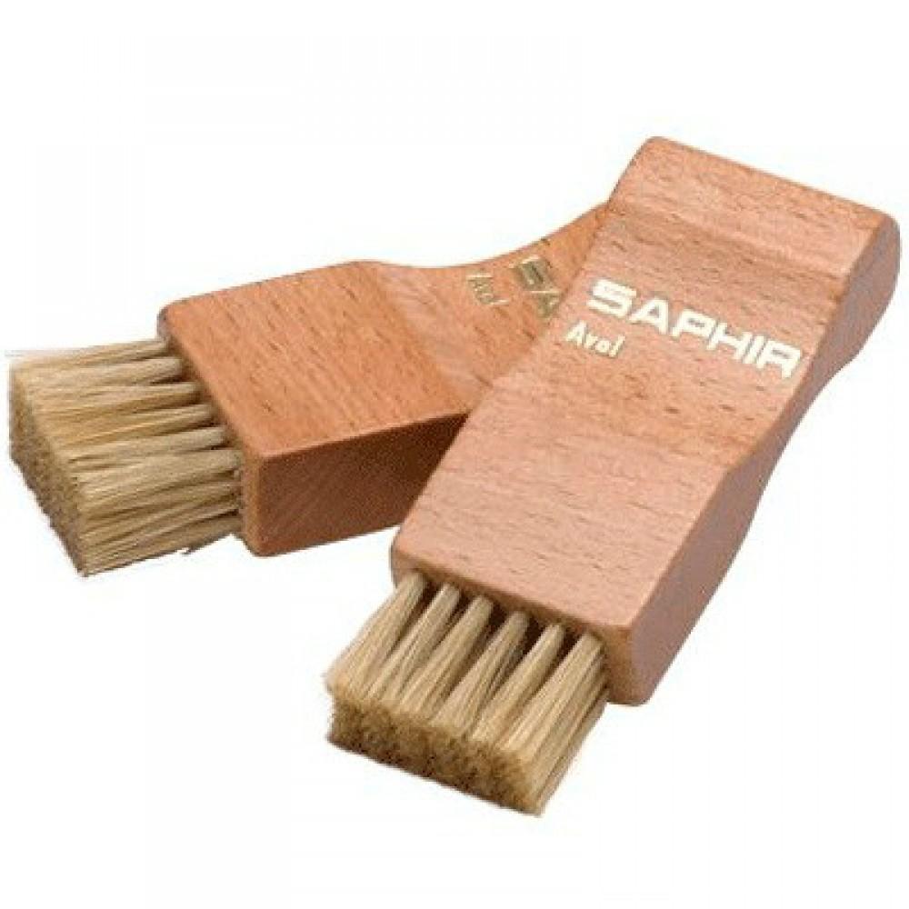 2600 Saphir Щетка для обуви намазок малая