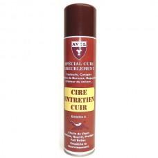 4037 Аэрозоль-воск для гладкой кожи Avel Cire Entretien Cuir