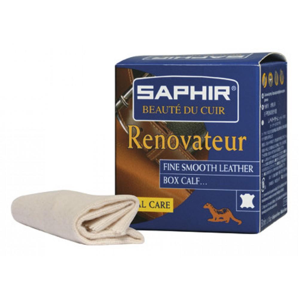 0112 Бальзам-восстановитель для гладкой кожи, Saphir Renovateur