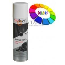 SE86 Краситель для гладкой кожи Shoexpert