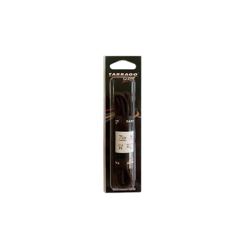 Шнурки 75 см, Круглые тонкие Tarrago (2 цвета)