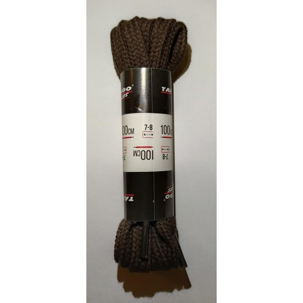 Шнурки 100 см, Плоские Tarrago (4 цвета)