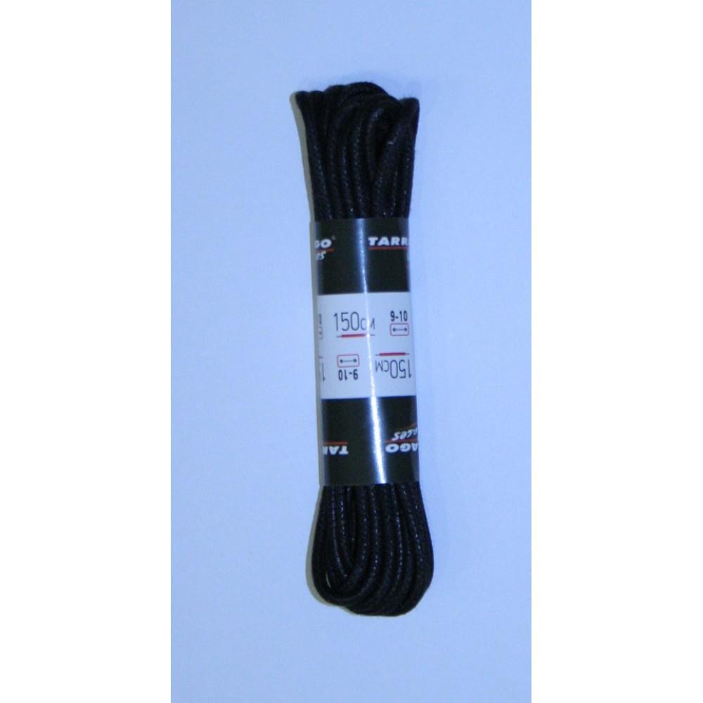 Шнурки 150 см, Круглые тонкие с пропиткой Tarrago (2 цвета)