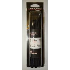 Шнурки 180 см, Круглые толстые Tarrago, черные