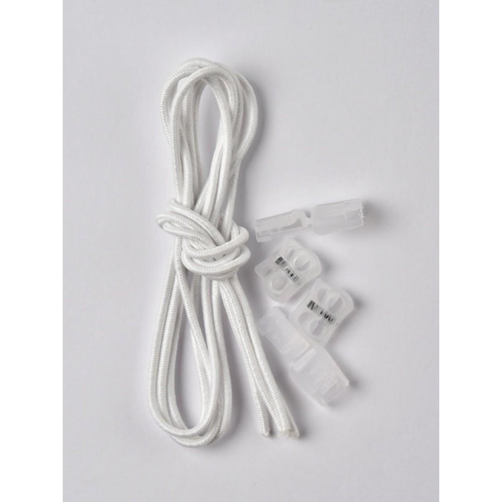 TL43 Регулируемые эластичные шнурки Tarrago, 100 см (8 цветов)