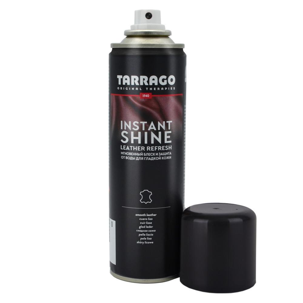 TCS25 Аэрозоль полироль для гладкой кожи Tarrago Instant Shine