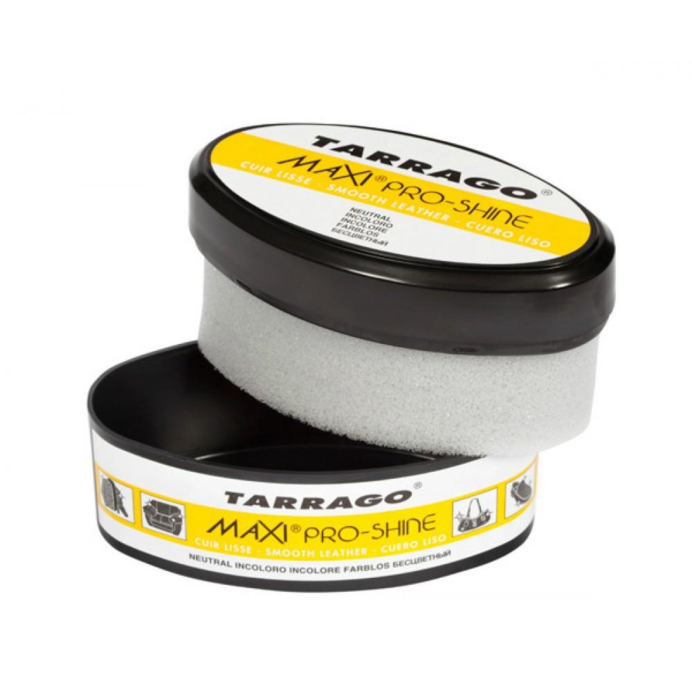 TCV05 Губка для обуви бесцветная Tarrago Maxi Pro-Shine