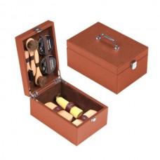 TCV16 Набор Tarrago Люкс, в деревянном ящике с отделкой из кожи