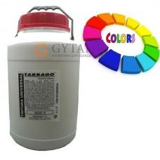 TII01 Кроющий краситель для гладкой кожи Tarrago Self Shine Color Dye, 5000мл