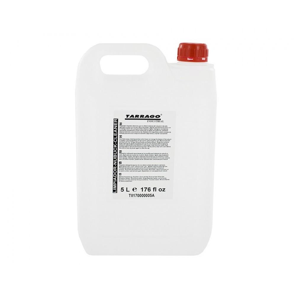 TII17 Очиститель для замши и нубука Tarrago Nubuck Suede Cleaner, 5000 мл