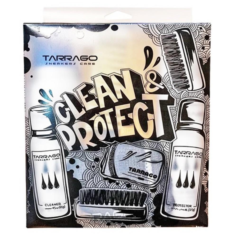 TNV11 Набор для ухода за кроссовками Tarrago Sneakers Clean and Protect