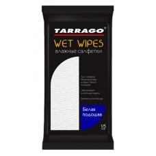 TWS13 Влажные салфетки для белой подошвы и белых кроссовок Tarrago Wet Wipes