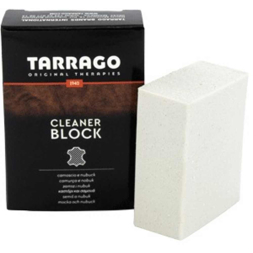 TCV07 Ластик для замши Tarrago Cleaner Block Nubuck