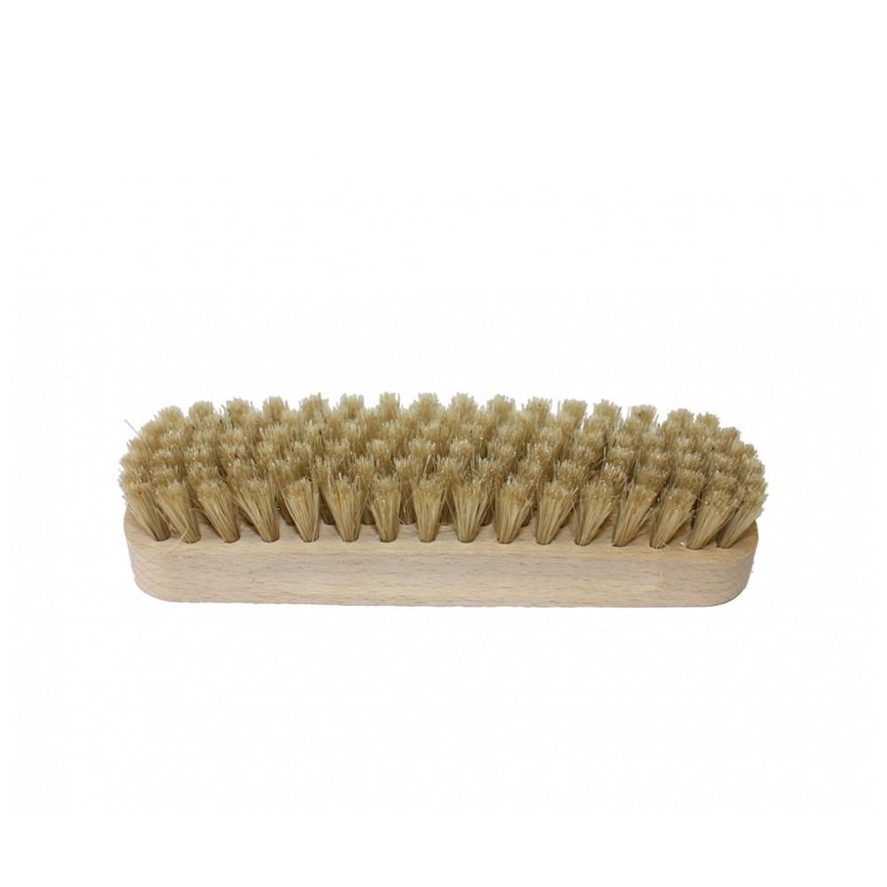 Щетка для полировки обуви Salrus, 15.5 см, натуральный ворс 11220/11221