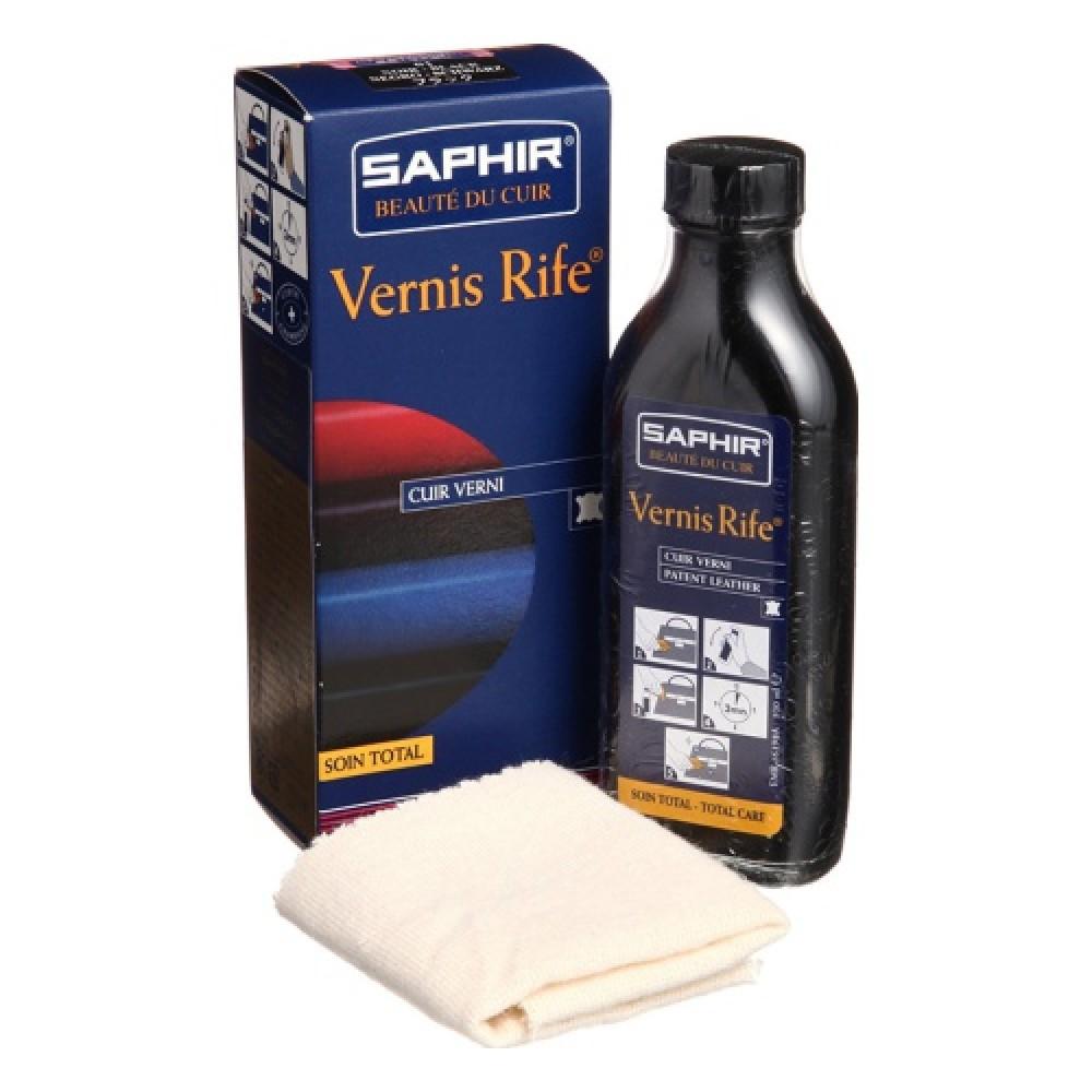 0404 Полироль для лакированной кожи Saphir Vernis rife