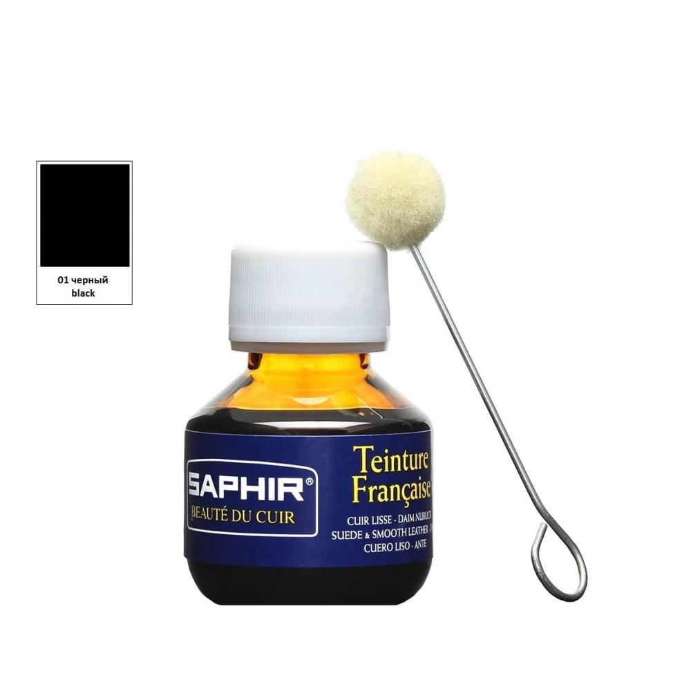 0812 Универсальный Краситель Saphir Teinture Francaise