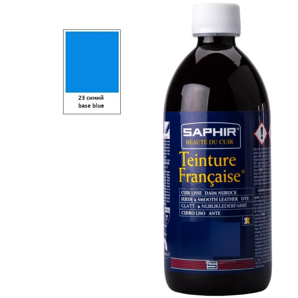 0814 Универсальный Краситель Saphir Teinture Francaise, 500мл