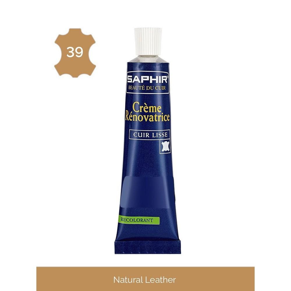 0851 Восстановитель кожи (жидкая кожа) Saphir Creme Renovatrice