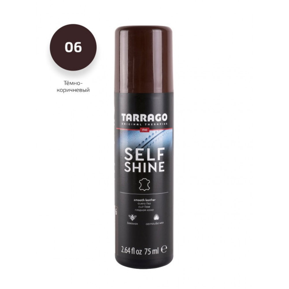 TCA28 Жидкий крем-блеск для гладкой кожи Tarrago Self Shine