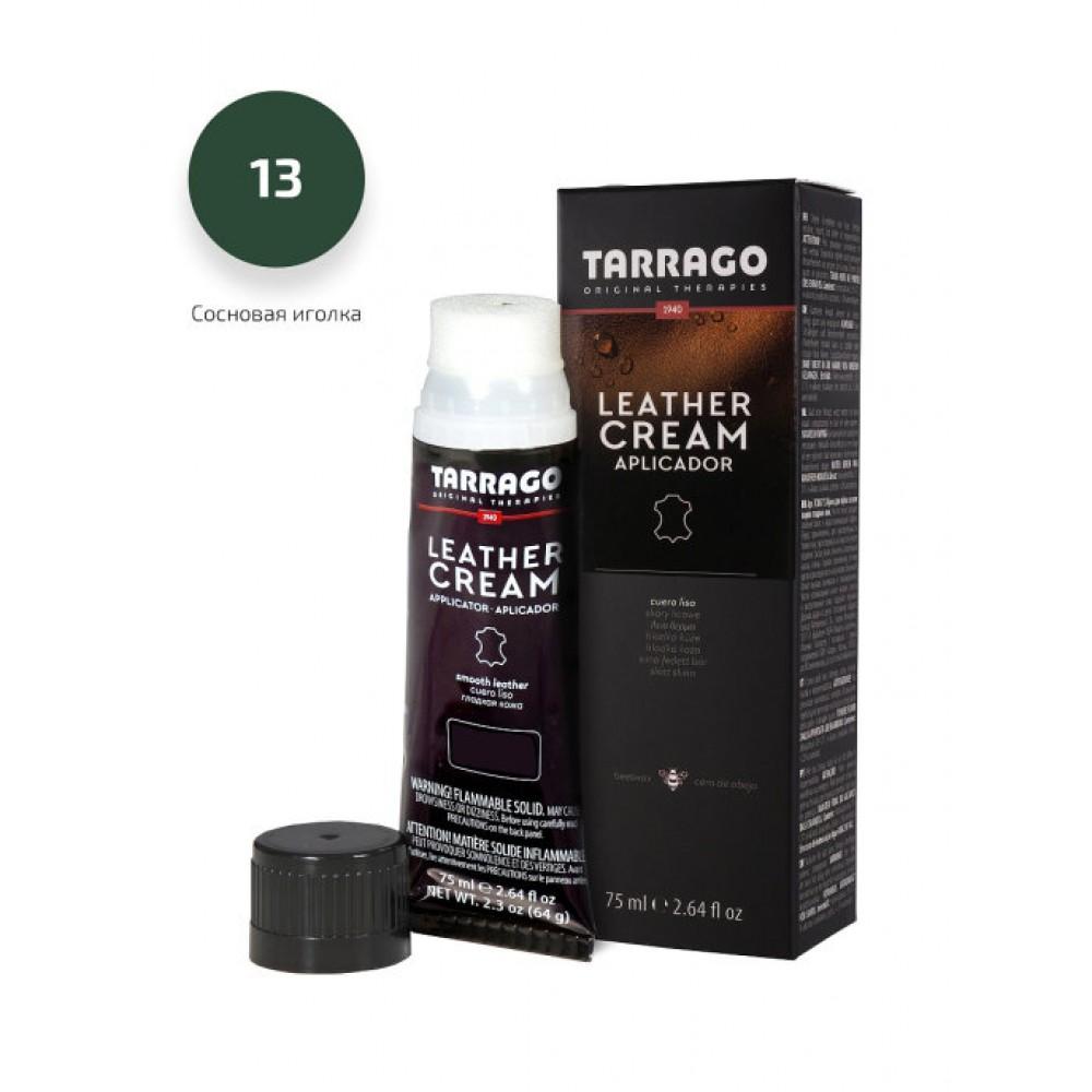 TCO87 Крем-тюбик для гладкой кожи Tarrago Leather Cream