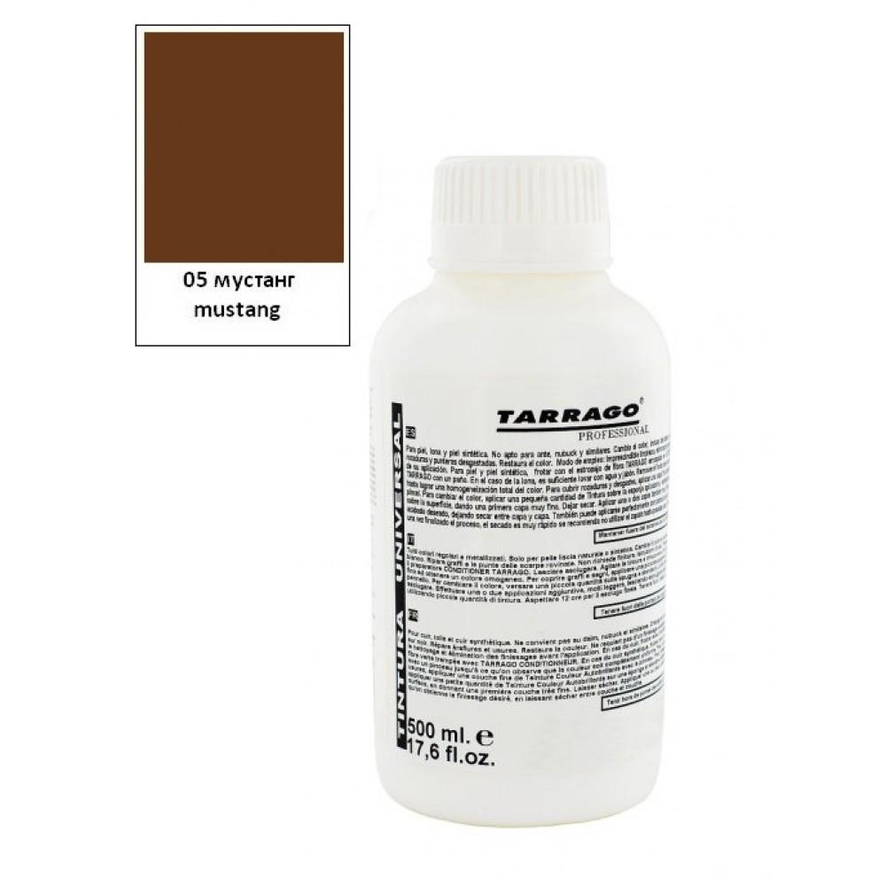 TPP01 Краситель для гладкой кожи Tarrago Self Shine Color Dye, 500мл