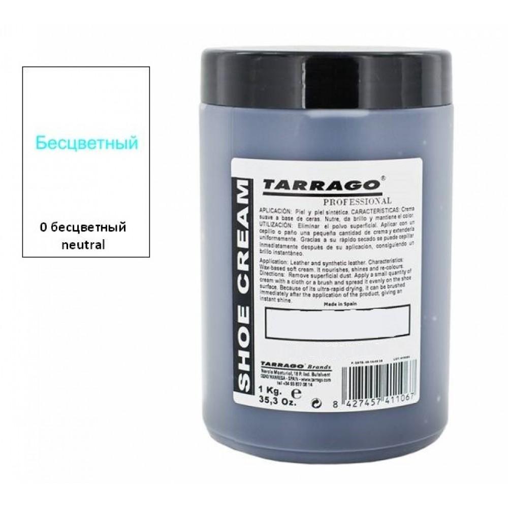TPP64 Крем-самоблеск для гладкой кожи Tarrago Self Shine Shoe Cream, 1кг